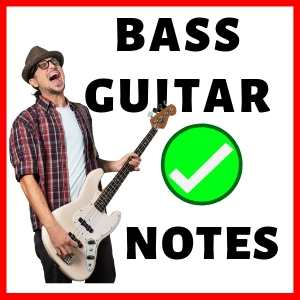 Bass Notes on the Neck