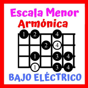 Escala Menor Armónica
