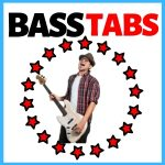 bass guitar tabs