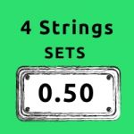 heavy bass strings