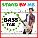 stand by me bass tab