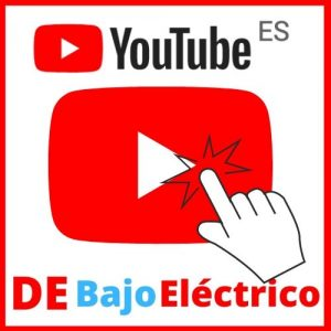 canal de youtube de debajoelectrico